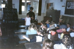 Mrs_Hawkins_doing_a_Victorian_lesson